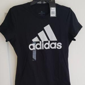 NWT Adidas Women's The Go- To Tee Shirt